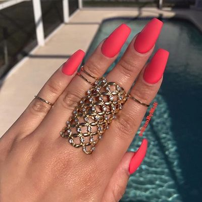 23 of Todays Tempting  Nail Inspo for Girls  Who Are Always  on Trend  ...