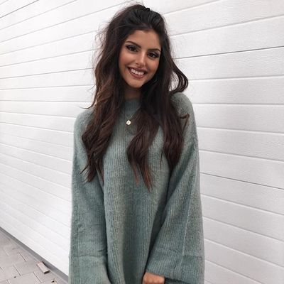 7 Fashionable Cable Knits ...