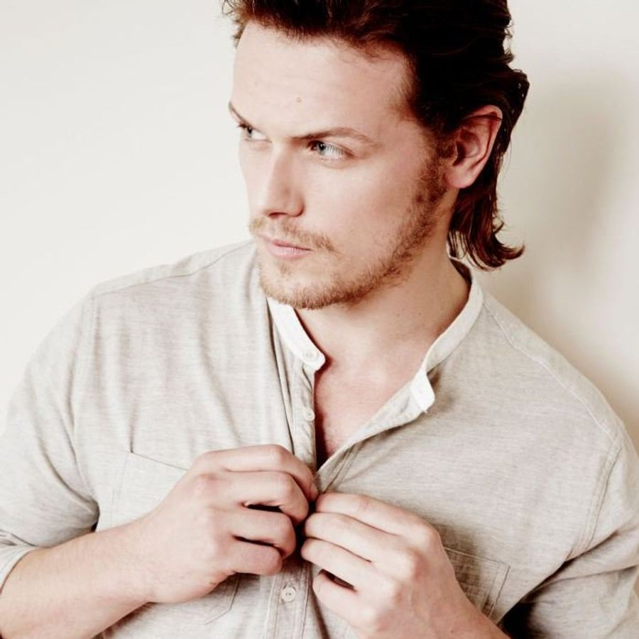 Hunk Alert : 3 Surprising Facts to Know about Sam Heughan
