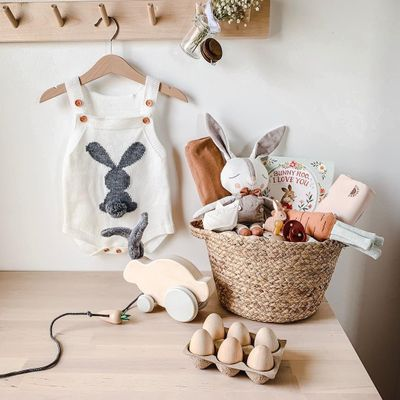 How to Make Easter Gift Baskets ...