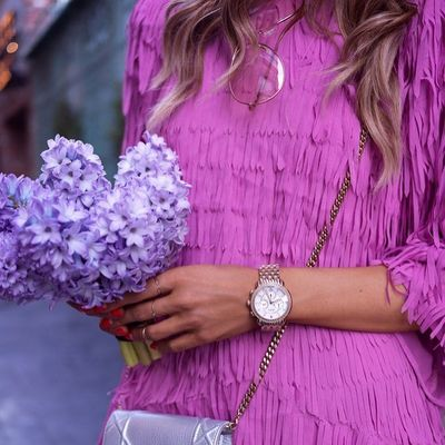 7 Ways to Add Glamour to Your Spring Wardrobe...