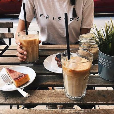 Video 🎞 Guide for Super Easy 👌 and Cheap 💰 Iced ❄️ Coffee ☕️ ...