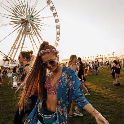7 Fun Festival Dresses ...