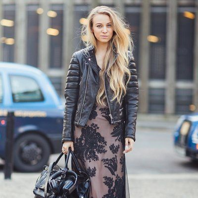 Super Easy Ways to Style Your Dress in the Cold Weather ...