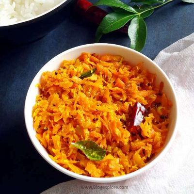 Recipe 😋 for Gujarati Carrot 🥕 Salad 🥗 ...