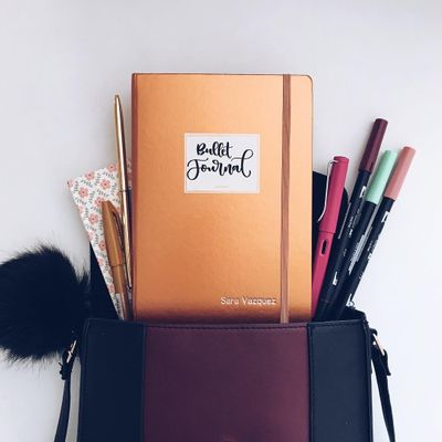 Bullet Journal 📓 Inspo 💡 for All 💯 Your New Year's Resolutions 🎊 ...