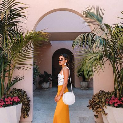 And It Was All Yellow, Couture in the City Fashion Blog
