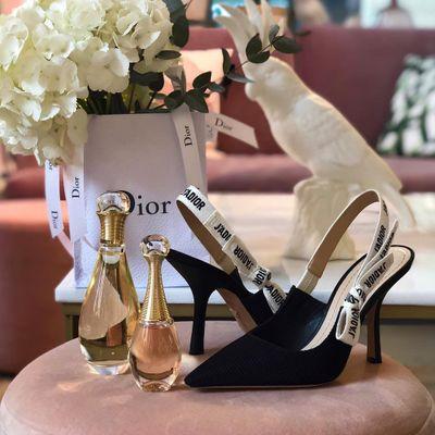 10 Fabulous Black Donna Karan High Heels ...