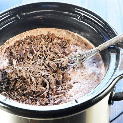 Crockpot Hot Chocolate ...