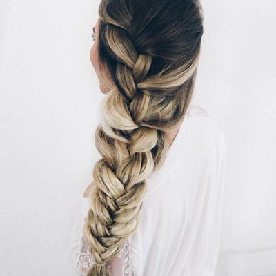 Ombré Hair Hacks 🙅🏻🙅🏼🙅🏽🙅🏿 for Girls Wanting the Look 👀 without the Dye 🎨 ...