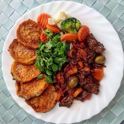 Beef 🥩 and the Mediterranean Diet 🍽 ...