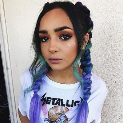 7 Adorable Music Fest Hairstyles Anyone Can Rock ...