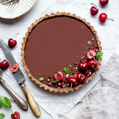 Double Yum! 7 Recipes That Mix Chocolate and Cherries ...