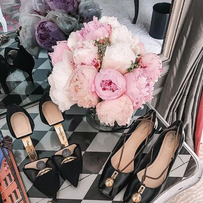 5 Flirty Floral Bridal Shoes for Spring!