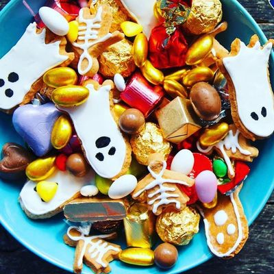 7 Brilliant ⭐️ Uses for Left-over Halloween 🎃 Candy 🍭 ...
