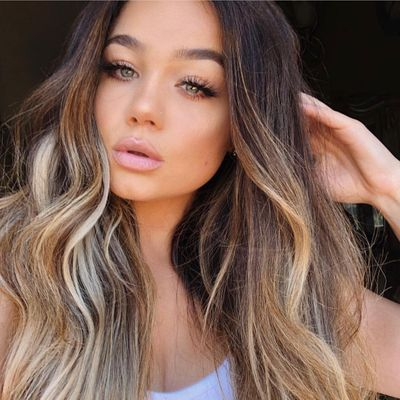 5 Ways to Style 💆♀️ Second Day Hair 😁 ...