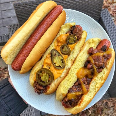Hot Dog Rolls? Check This Cool New Recipe Here!