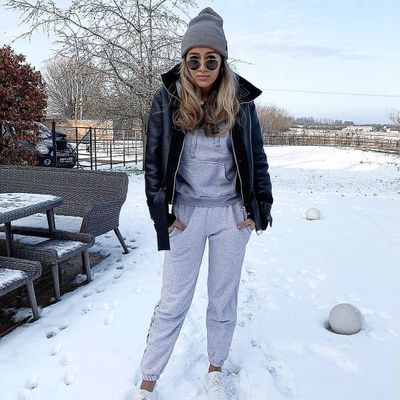 How to Dress Fashionable Even in the Snow ...