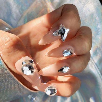 8 Glam Nails YouTube Tutorials ...