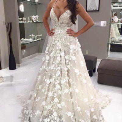 16 Gorgeous Wedding Dress Styles ...