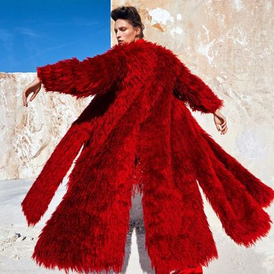 20 Most Fashionable Designer Fur Coats ...