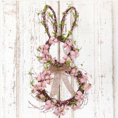 7 DIY Easter Wreaths ...