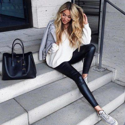 15 Black Leggings 🖤 for the Girl 🙋🏽🙋🏿🙋🏻🙋🏼 Who Knows Their True Value 💸 ...