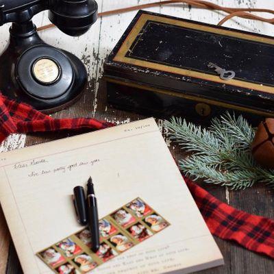 Dear Santa 🎅🏻 ...How to Write 📝 a Grown up Christmas 🎄 List ...