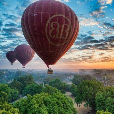11 Brilliant Hot Air Balloon Rides around the World ...