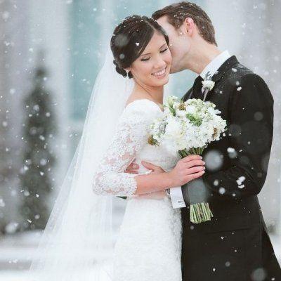 7 Reasons to Choose a Christmas Wedding ...