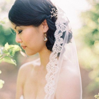 24 Fabulous Wedding Veils to Go with Your Gown ...