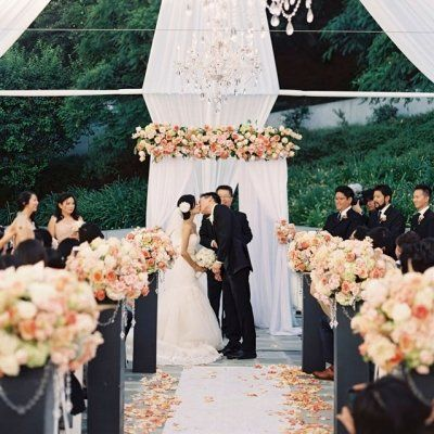 Everything You Need to Know about Planning an Outdoor Wedding ...