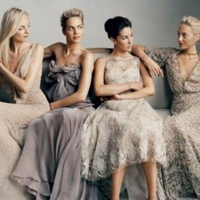 7 Tips for Choosing Dresses for Bridesmaids of Different Ages ...
