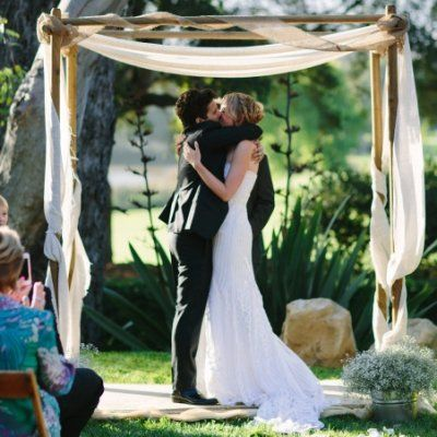The Day of Your Dreams with a Backyard Wedding ...