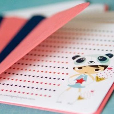 8 Adorable Stationery Kits ...