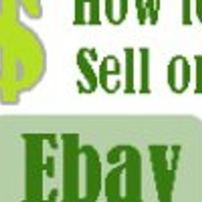 How to Sell on EBay V- the Rest