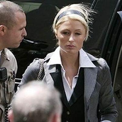 Paris Hilton is Going to Jail