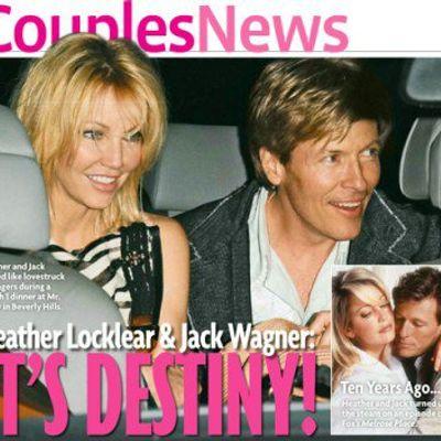 Heather Locklear & Jack Wagner: Destiny?!?