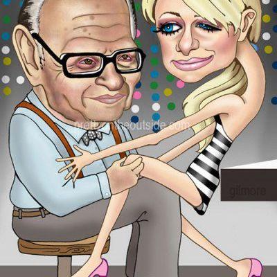Paris Hilton to do Larry King ...