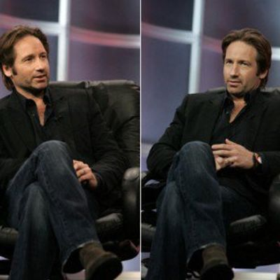 Oh That David Duchovny