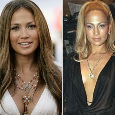 Did J. Lo Have a Boob Job?