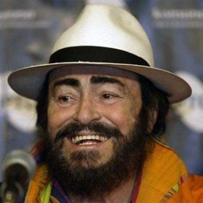 Italian Tenor Pavarotti Hospitalized