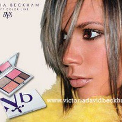 Victoria Beckham's V-Sculpt Cosmetic Launch
