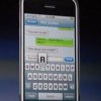 Apple Finally Releases the IPhone