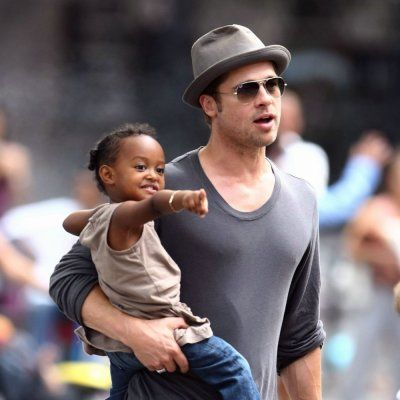 61 Adorable Celebrity Fathers ...